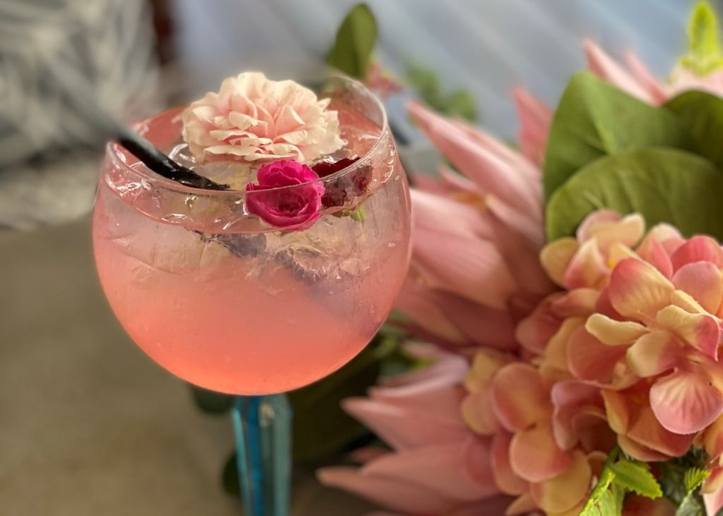 The Backyard Cupid's Cocktail
